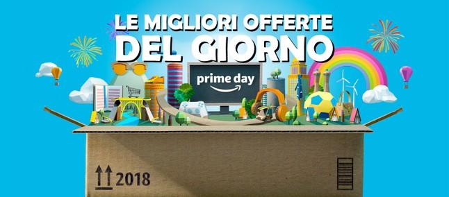 Amazon Prime Day 2018, una giornata e mezza nel segno delle offerte
